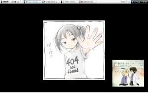 404 girl.